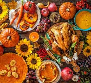 Thanksgiving Turkey Dinner $36/Guest