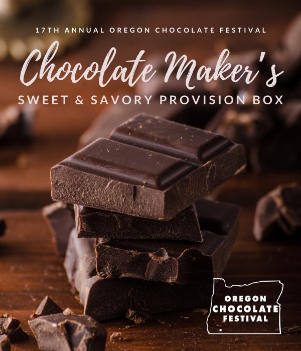 Chocolate Maker's Provision Box 2021